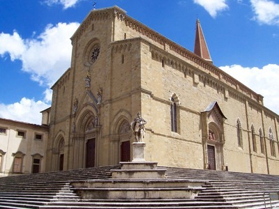 Arezzo, Cathedral of Saints Pietro and Donato