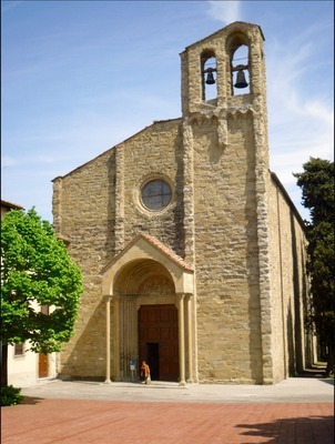 Arezzo, San Domenico Church